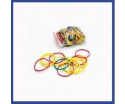 Coloured Rubber bands