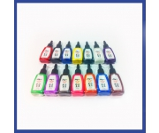Kuro Sumi tattoo Ink 14 colour Set