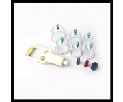 Set 6 Magnet Threapy Cupping