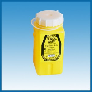 Sharps Container L