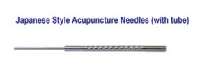 Japanese Style Acupuncture Needle